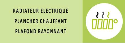 RADIATEUR ELECTRIQUE PLANCHER CHAUFFANT PLAFOND RAYONNANT