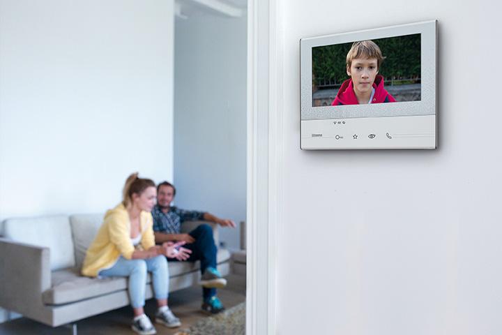 Interphone videophone 2 - Electricien - entreprise générale d'électricité Caen-Deauville installée à IFS