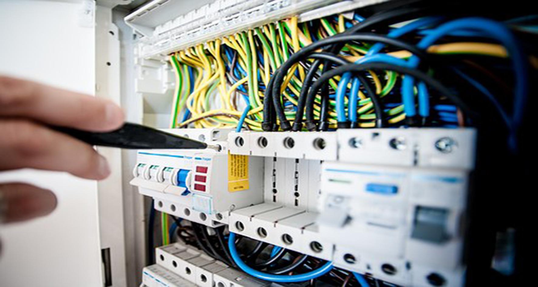 Intervention électrique caen - Electricien caen - Entreprise d'électricité générale Cabléo Ifs