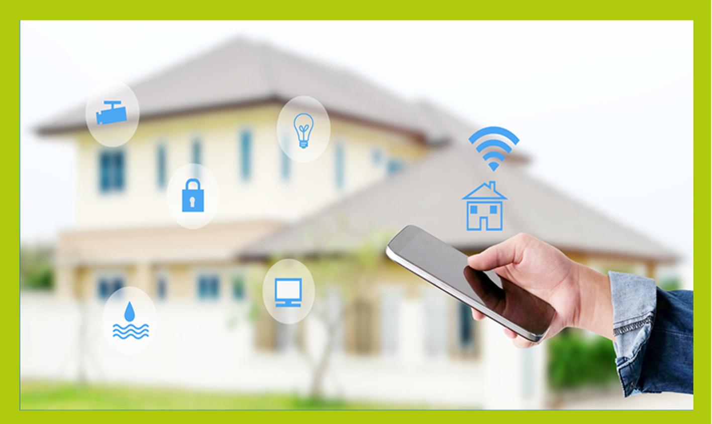 Lamaisonintelligente, appelée également maison connectée ou Smart Home