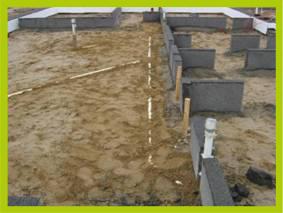 Installation du réseau aspiration centralisée dans le vide sanitaire