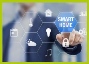 Maison connectée, sécurité de l'habitat, courants forts, courants faibles, économies d'énergie