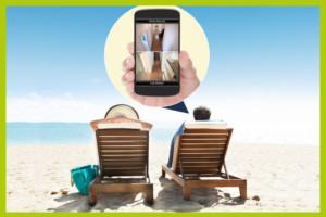 Application smartphone sécurité maison