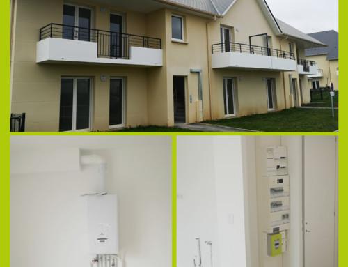 Installation électrique logement neuf