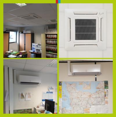 Installateur climatisation réversible à Caen